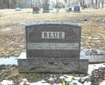 BLUE, JOSEPH - Phelps County, Missouri | JOSEPH BLUE - Missouri Gravestone Photos