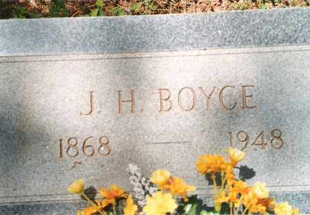 BOYCE, JAMES HENRY - Phelps County, Missouri   JAMES HENRY BOYCE - Missouri Gravestone Photos