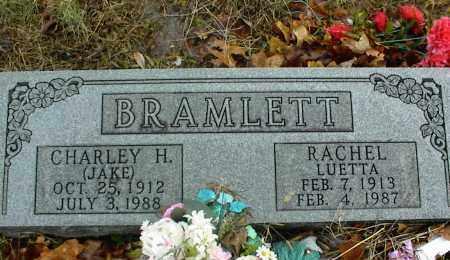 "BRAMLETT, CHARLEY H ""JAKE"" - Phelps County, Missouri   CHARLEY H ""JAKE"" BRAMLETT - Missouri Gravestone Photos"