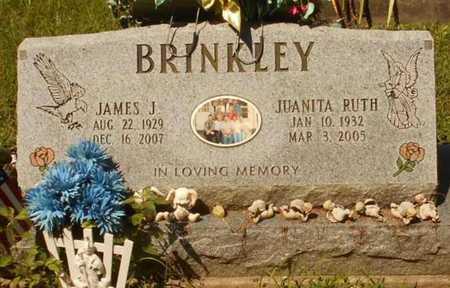 BRINKLEY, JUANITA RUTH - Phelps County, Missouri | JUANITA RUTH BRINKLEY - Missouri Gravestone Photos