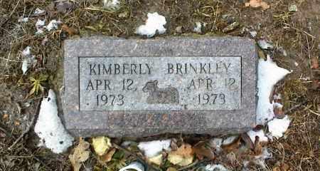 BRINKLEY, KIMBERLY - Phelps County, Missouri   KIMBERLY BRINKLEY - Missouri Gravestone Photos
