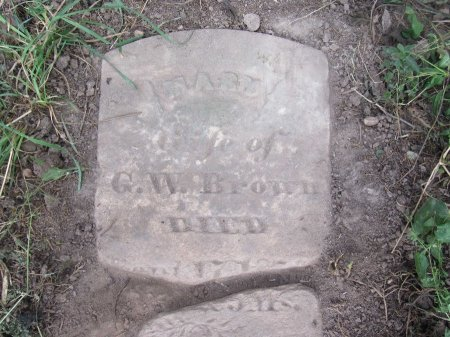 "BROWN, MARY ""POLLY"" - Phelps County, Missouri | MARY ""POLLY"" BROWN - Missouri Gravestone Photos"
