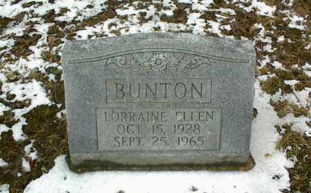BUNTON, LORRAINE ELLEN - Phelps County, Missouri   LORRAINE ELLEN BUNTON - Missouri Gravestone Photos
