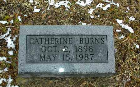 BURNS, CATHERINE - Phelps County, Missouri | CATHERINE BURNS - Missouri Gravestone Photos