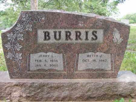 BURRIS, JERRY LEE - Phelps County, Missouri | JERRY LEE BURRIS - Missouri Gravestone Photos