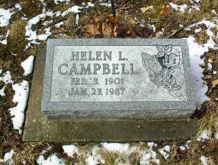 CAMPBELL, HELEN L. - Phelps County, Missouri | HELEN L. CAMPBELL - Missouri Gravestone Photos