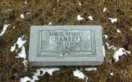 CHAMBERS, SAMUEL KEARNEY - Phelps County, Missouri   SAMUEL KEARNEY CHAMBERS - Missouri Gravestone Photos
