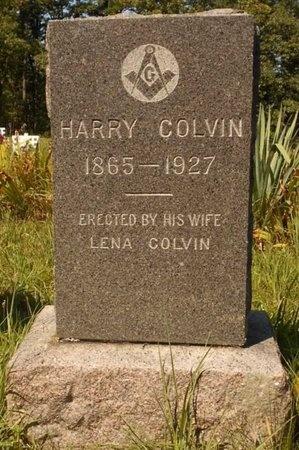 COLVIN, HARRY P. - Phelps County, Missouri   HARRY P. COLVIN - Missouri Gravestone Photos