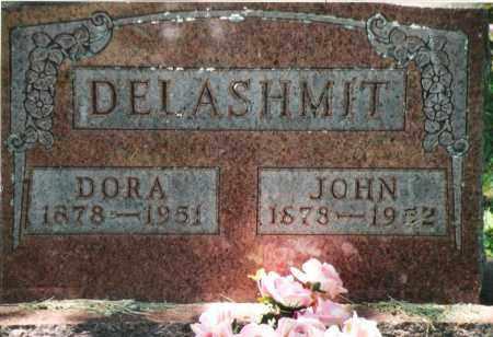 DELASHMIT, JOHN ELIAS - Phelps County, Missouri | JOHN ELIAS DELASHMIT - Missouri Gravestone Photos