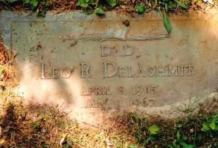 DELASHMIT, LEO ROBERT - Phelps County, Missouri | LEO ROBERT DELASHMIT - Missouri Gravestone Photos