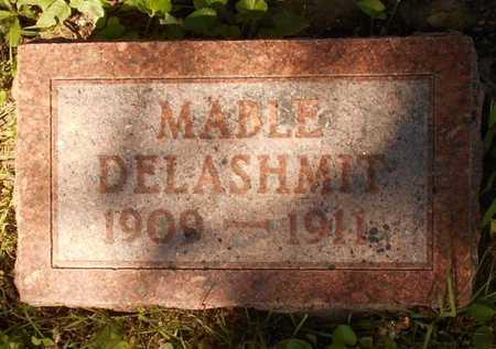 DELASHMIT, MABLE - Phelps County, Missouri | MABLE DELASHMIT - Missouri Gravestone Photos