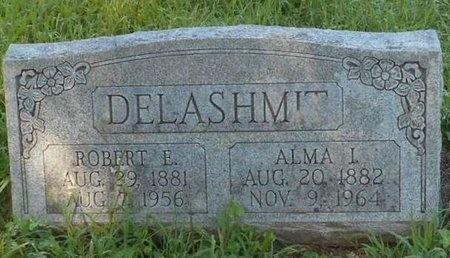 DELASHMIT, ALMA IDA - Phelps County, Missouri | ALMA IDA DELASHMIT - Missouri Gravestone Photos