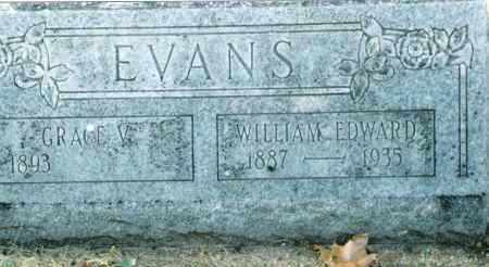 MOORE EVANS, GRACE V. - Phelps County, Missouri | GRACE V. MOORE EVANS - Missouri Gravestone Photos