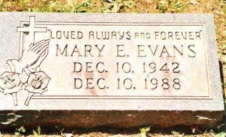 EVANS, MARY E. - Phelps County, Missouri | MARY E. EVANS - Missouri Gravestone Photos