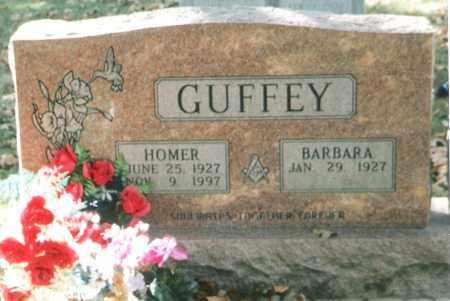 GUFFEY, HOMER C., JR. - Phelps County, Missouri | HOMER C., JR. GUFFEY - Missouri Gravestone Photos