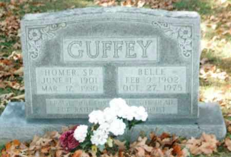 "SHARP GUFFEY, INABELLE ""BELLE"" - Phelps County, Missouri 