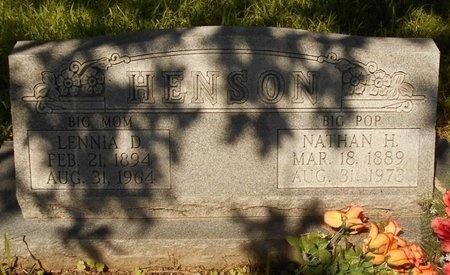 EVANS HENSON, LENNIA DORENDA - Phelps County, Missouri | LENNIA DORENDA EVANS HENSON - Missouri Gravestone Photos