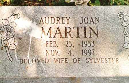 WILLIS MARTIN, AUDREY JOAN - Phelps County, Missouri | AUDREY JOAN WILLIS MARTIN - Missouri Gravestone Photos