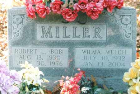 WELCH MILLER, WILMA CLEO - Phelps County, Missouri | WILMA CLEO WELCH MILLER - Missouri Gravestone Photos