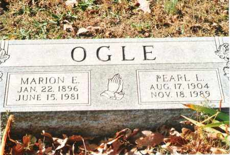 WILLIS OGLE, PEARL LUBANNA - Phelps County, Missouri | PEARL LUBANNA WILLIS OGLE - Missouri Gravestone Photos