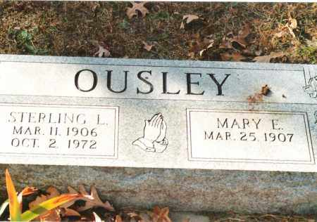 OUSLEY, STERLING LEVIGA - Phelps County, Missouri | STERLING LEVIGA OUSLEY - Missouri Gravestone Photos