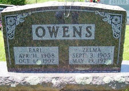 OWENS, ZELMA - Phelps County, Missouri | ZELMA OWENS - Missouri Gravestone Photos
