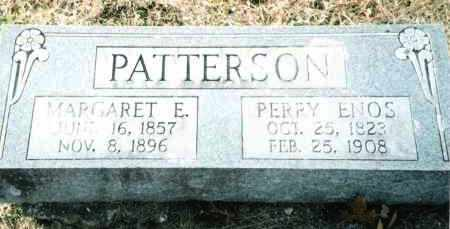 PATTERSON, PERRY ENOS - Phelps County, Missouri | PERRY ENOS PATTERSON - Missouri Gravestone Photos