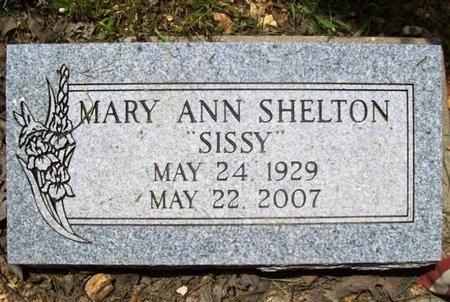 SHELTON, MARY ANN - Phelps County, Missouri | MARY ANN SHELTON - Missouri Gravestone Photos