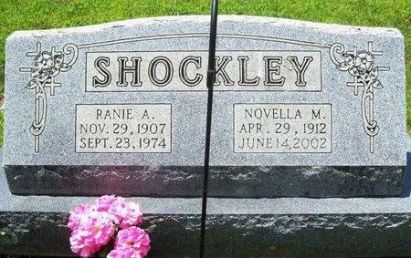 SHOCKLEY, NOVELLA M. - Phelps County, Missouri | NOVELLA M. SHOCKLEY - Missouri Gravestone Photos