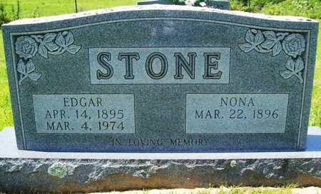 STONE, EDGAR - Phelps County, Missouri | EDGAR STONE - Missouri Gravestone Photos