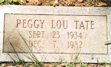 TATE, PEGGY LOU - Phelps County, Missouri | PEGGY LOU TATE - Missouri Gravestone Photos