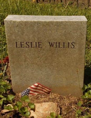 WILLIS, LESLIE - Phelps County, Missouri | LESLIE WILLIS - Missouri Gravestone Photos