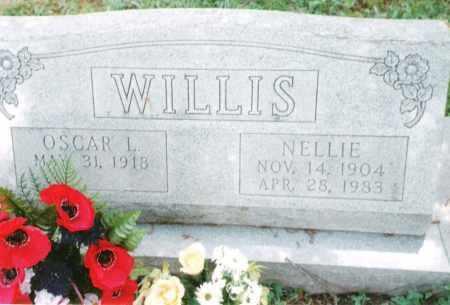 HOPE WILLIS, NELLIE - Phelps County, Missouri | NELLIE HOPE WILLIS - Missouri Gravestone Photos