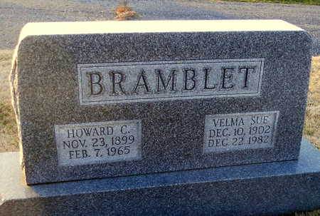 BRAMBLET, VELMA SUE - Pike County, Missouri | VELMA SUE BRAMBLET - Missouri Gravestone Photos