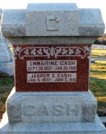 CASH, JASPER SHOTWELL - Pike County, Missouri | JASPER SHOTWELL CASH - Missouri Gravestone Photos