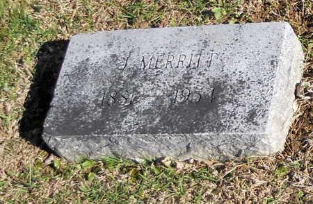 CASH, JAMES MERRITT - Pike County, Missouri | JAMES MERRITT CASH - Missouri Gravestone Photos