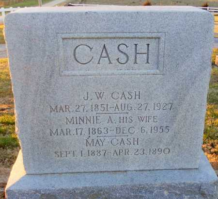 CASH, MAY - Pike County, Missouri | MAY CASH - Missouri Gravestone Photos