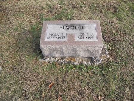 ELWOOD, JOHN J - Pike County, Missouri | JOHN J ELWOOD - Missouri Gravestone Photos