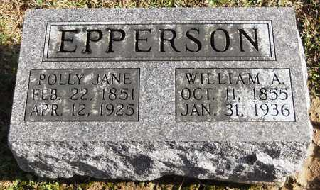 """EPPERSON, MARY JANE """"POLLY"""" - Pike County, Missouri 