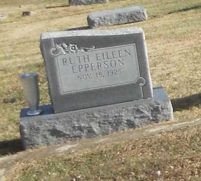 EPPERSON, RUTH EILEEN - Pike County, Missouri | RUTH EILEEN EPPERSON - Missouri Gravestone Photos