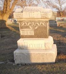 FLETCHER, EMMA JANE - Pike County, Missouri | EMMA JANE FLETCHER - Missouri Gravestone Photos