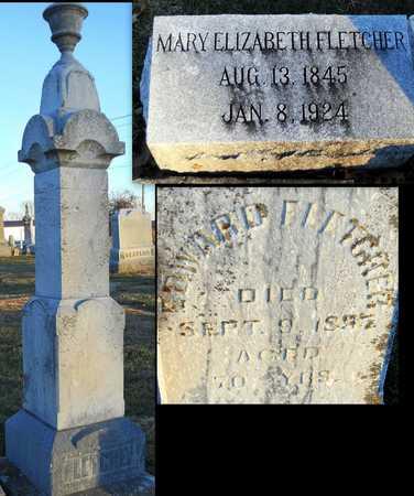 FLETCHER, MARY ELIZABETH - Pike County, Missouri   MARY ELIZABETH FLETCHER - Missouri Gravestone Photos
