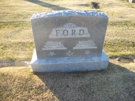 FORD, MINNIE - Pike County, Missouri | MINNIE FORD - Missouri Gravestone Photos