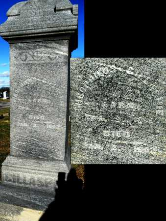 GILLASPIE, THEOPHILUS - Pike County, Missouri | THEOPHILUS GILLASPIE - Missouri Gravestone Photos