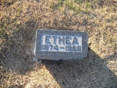HADEN, ETHEA - Pike County, Missouri | ETHEA HADEN - Missouri Gravestone Photos