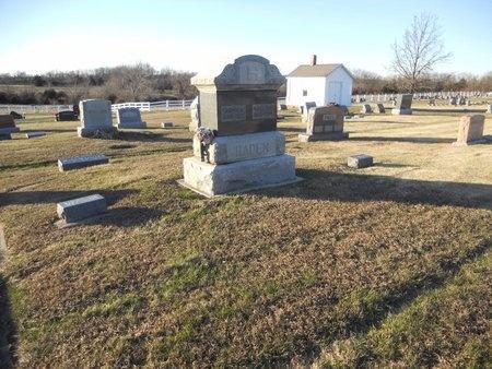 HADEN, FAMILY PLOT - Pike County, Missouri | FAMILY PLOT HADEN - Missouri Gravestone Photos