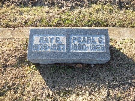 HADEN, RAY G - Pike County, Missouri | RAY G HADEN - Missouri Gravestone Photos