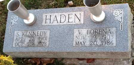 HADEN, SELSUS KENNEDY - Pike County, Missouri | SELSUS KENNEDY HADEN - Missouri Gravestone Photos