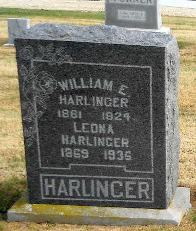 HARLINGER, WILLIAM C - Pike County, Missouri | WILLIAM C HARLINGER - Missouri Gravestone Photos