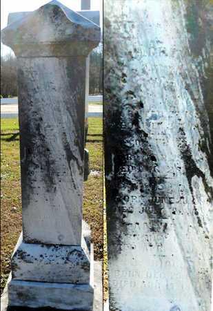 HAWKINS, FANNIE B - Pike County, Missouri | FANNIE B HAWKINS - Missouri Gravestone Photos